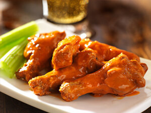 Korma Chicken Wings