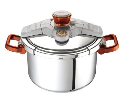 tefal jamie oliver clipso 6l pressure cooker p4110769. Black Bedroom Furniture Sets. Home Design Ideas