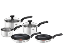Tefal Comfort Max Stainless Steel Cookware