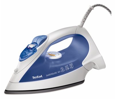 tefal steam iron instructions