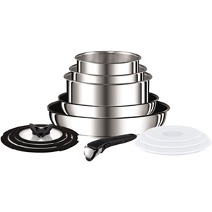 Stainless Steel Ingenio Pan Sets