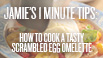 Egg omellette
