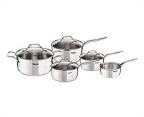 Tefal Intuition Stainless Steel Cookware