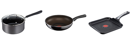 More Tefal Cookware