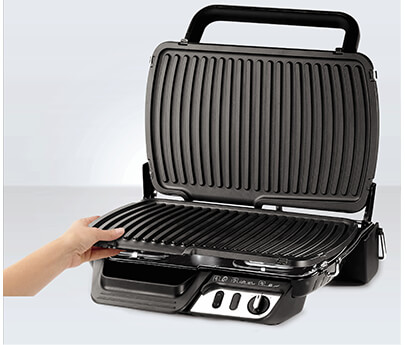 Tefal ultra compact health grill comfort gc306028 - Grill viande ultra compact tefal ...