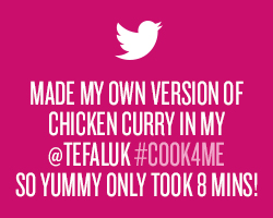 @letstalkmommy: Curry In 8 Minutes!
