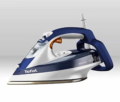 tefal iron cleaning instructions