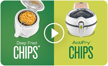 Deep Fried Chips vs ActiFry Chips