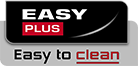 Easy Plus: Easy to clean