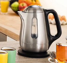Kettle and Hot water on demand