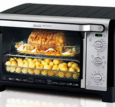 Oven and Portable Induction Hob