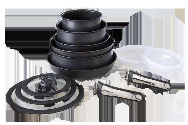 ingenio cookware. Black Bedroom Furniture Sets. Home Design Ideas