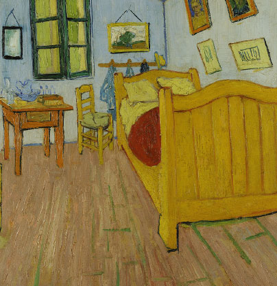'The Bedroom' – Van Gogh