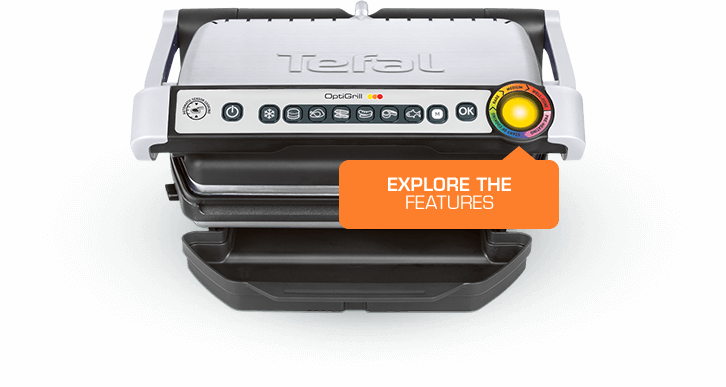 OptiGrill - Explore the features