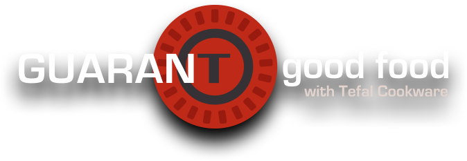 GuaranT good food with Tefal cookware