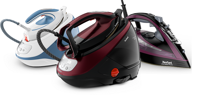 Steam Generators vs Steam Irons