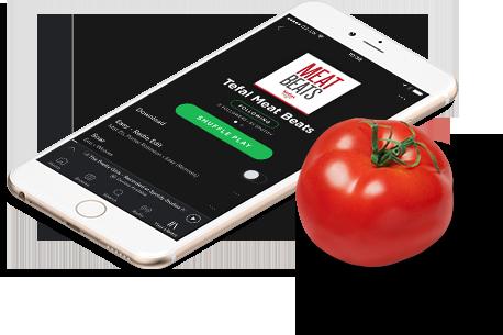 Tefal Meat Beats - Spotify