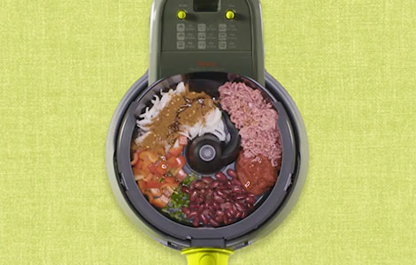 Air Fryer Technology