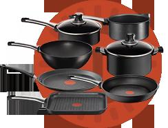 GuaranT Good Food | Themo-Spot Cookware – Tefal UK